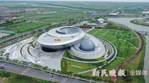 """""""硬核""""软实力!揭秘国际顶级上海天文馆是如何建成的"""