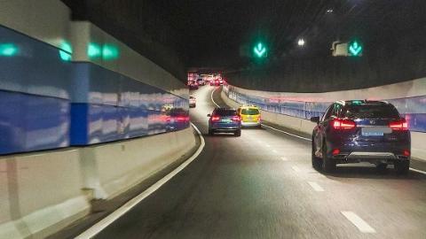 2021夏令热线   第一单回复来了:外滩隧道灯本周完成改造调试