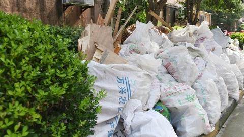 2021夏令热线   老旧小区装修垃圾随意堆?上海7月15日起有新规