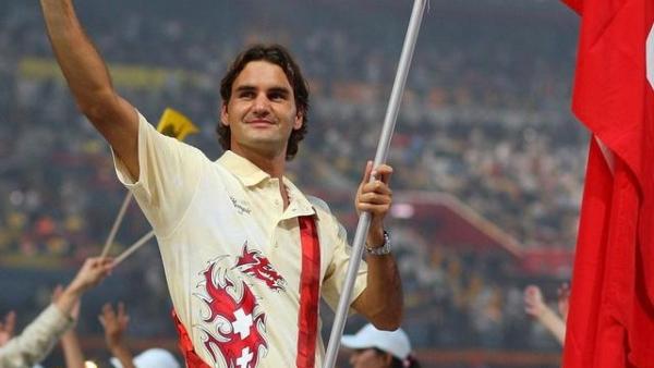 费德勒与奥运会的情深缘浅:与妻子在悉尼定情,始终没拿过男单金牌