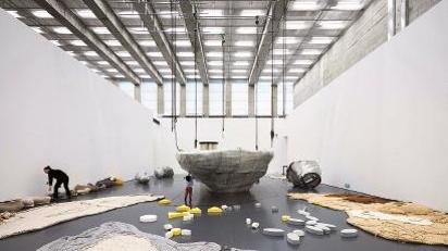 新民艺评 世界顶级美术馆为何青睐上海?
