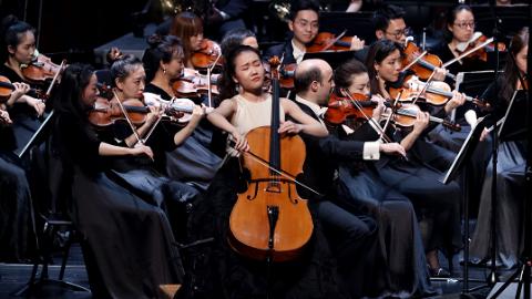 """""""走近爱乐"""",走近爱乐人的生活,上海爱乐乐团2020-2021音乐季落幕"""
