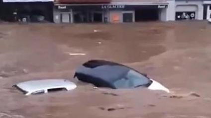 比利时发生严重洪灾,明日全国哀悼
