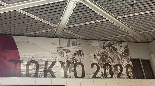 金鸿一瞥丨东京奥运会:入关7小时的特殊体验