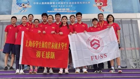 是冠军,也是学霸 全国学生运动会上海军团成绩耀眼背后的故事