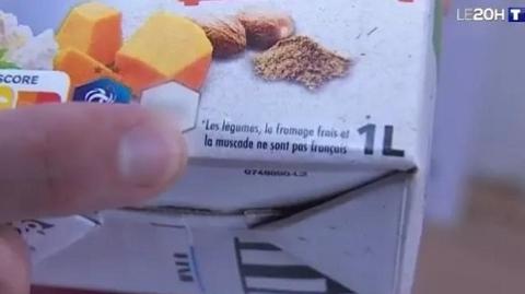 """包装上做""""小动作"""",你买到的""""法国食品""""可能和法国没关系"""
