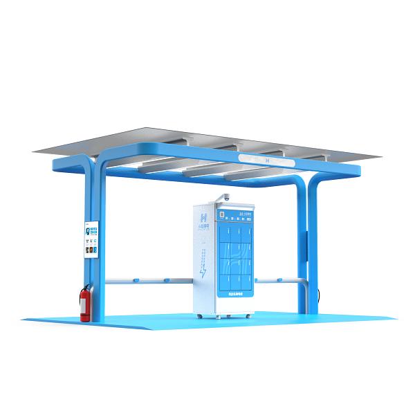 小哈能量站——充换电一体解决方案已在上海部分小区试点.png