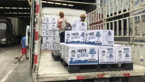 助力河南抗灾!台企旺旺集团捐助价值超过2000万元食品