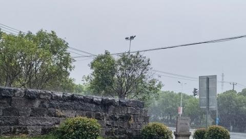 上海防汛防台响应行动提升至Ⅲ级