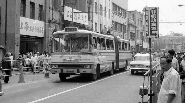 上海无轨电车线路将调整保留至6条