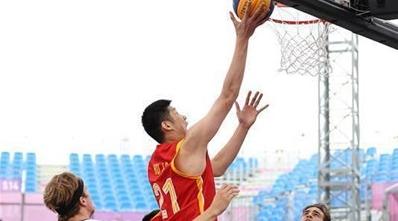 胡金秋罚球绝杀比利时!中国男子三人篮球队奥运会上迎首胜