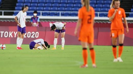 瀛奥运·观察 奥运会是训练场?从中国女足惨淡出局说起