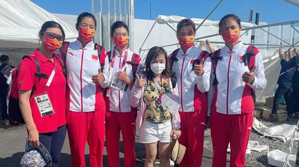 瀛奥运·独家|奥运银牌得主带出了金牌之师!专访女子四人双桨主教练张秀云