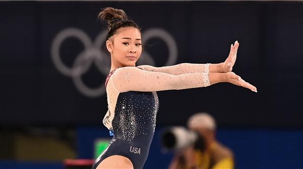 瀛奥运·人物丨00后体操新王后苏妮莎横空出世!这位拜尔斯接班人竟是苗裔姑娘