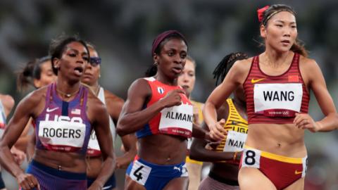 瀛奥运·人物 爱奖励自己的姑娘跑进历史,王春雨首入奥运会800米决赛