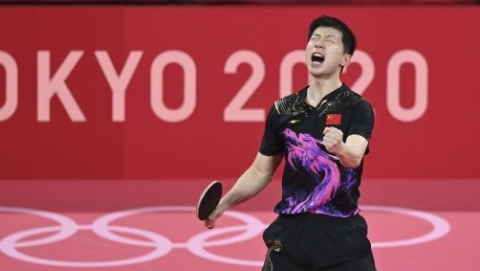 """开奥运""""五金店"""" 马龙是中国乒乓史上最伟大运动员吗?"""