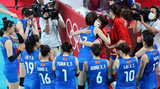 中国女排3比0击败阿根廷结束奥运会之旅,郎平赛后说……