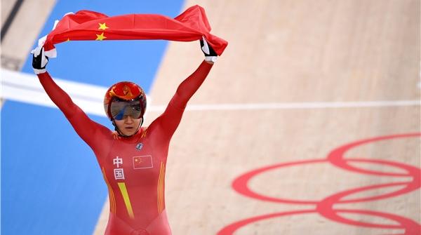 瀛奥运·场外音丨金牌的意义