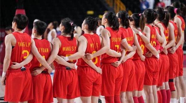 下下签!女篮八强赛将对塞尔维亚