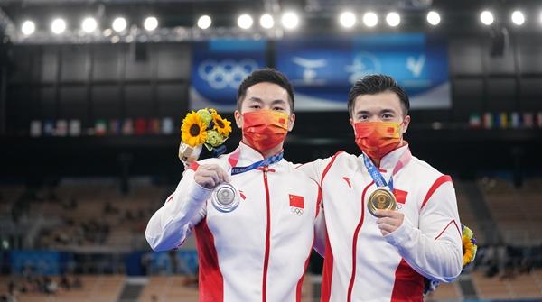 瀛奥运·观察 3金3银2铜!有颜又有料的中国体操,如何打赢翻身仗?