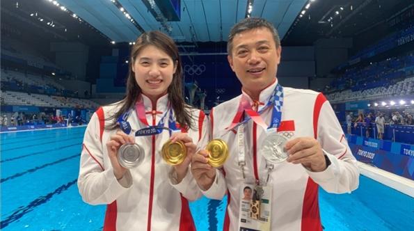 瀛奥运·人物丨上海人在东京