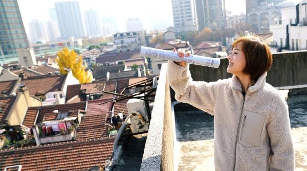 专访《理想之城》主演孙俪:有家有爱有工作,现在就是我理想中的生活