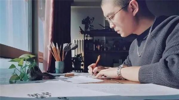 年仅30岁的字体设计师尚巍去世,《我不是药神》《悟空传》都出自他的手笔