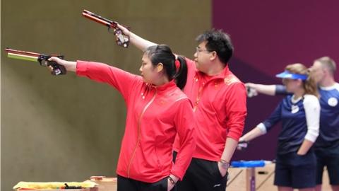 听姜冉馨说首次奥运之旅的幕后故事:拿了金牌,我还是原来的我