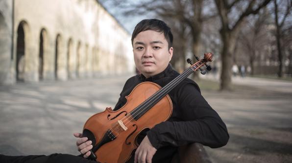 """中提琴家梅第扬:""""一个人的古典""""能否改写""""一种乐器的偏见""""?"""