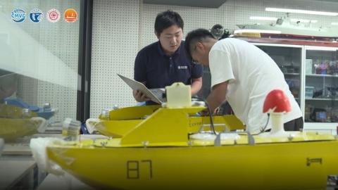 第十届全国海洋航行器设计与制作大赛决赛在沪举行