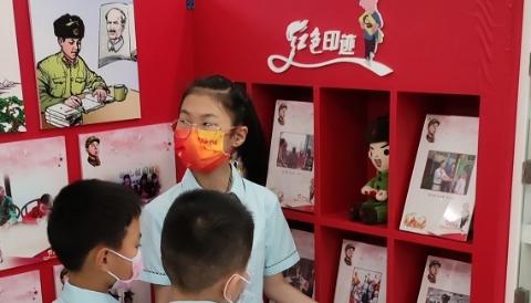 上海红色少年邮局升级 将开展邮票直播课