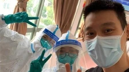 林书豪新冠肺炎痊愈出院 期待重返CBA