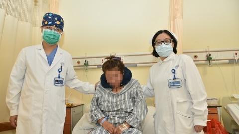 """肿瘤堵住呼吸""""三岔口""""!胸科医院用一场顶级气管手术重建新疆姑娘""""生命要道"""""""
