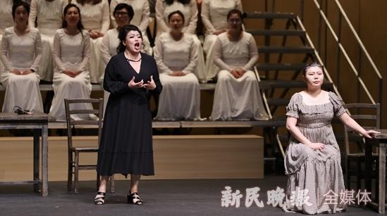 新演出季、新乐季相继开幕 申城的舞台闹猛起来了!