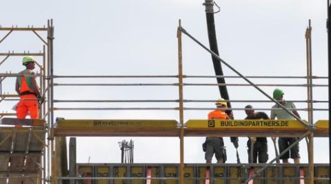 德国工业新订单数量创新高