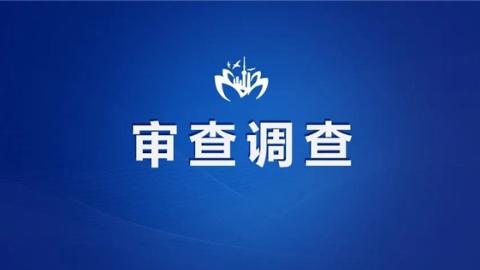 上海国际汽车城(集团)有限公司一干部接受纪律审查和监察调查