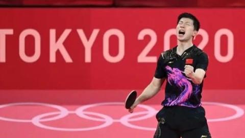 马龙放弃全运会乒乓男单竞争