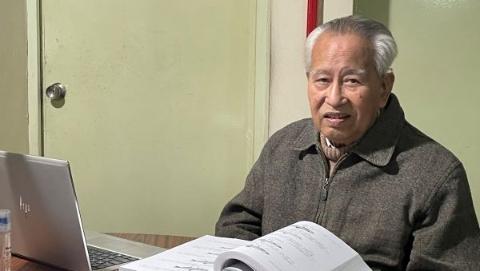 这位和日本明仁天皇做了40年好友的教授,总算了了最大心愿……