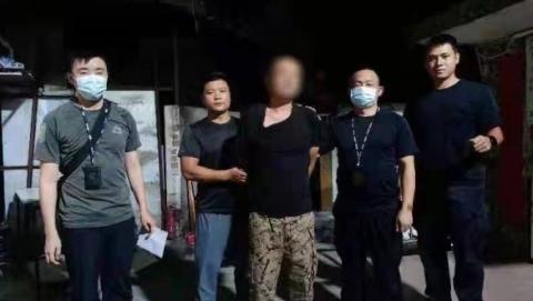 追凶21年! 上海警方破获出租车司机劫杀案