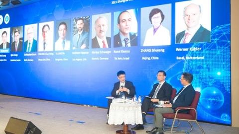 """全球连线,上海策源:瑞金医院举办""""2021上海21世纪国际医学论坛"""""""