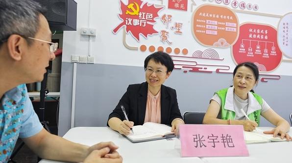 """上海市人大代表张宇艳:眼睛总是盯着那些""""短板"""""""