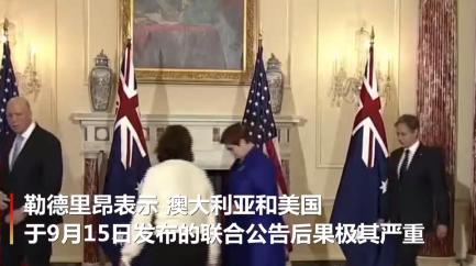 为何不召回驻英大使?法外长称英国是机会主义者