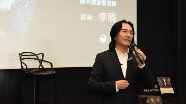 李盾讲述30年原创音乐剧之路:上海是中国故事走向世界的最好地点