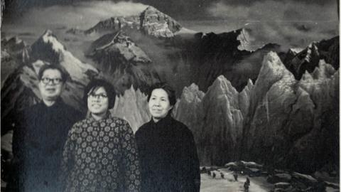 常书鸿名画《攀登珠峰》背后的故事