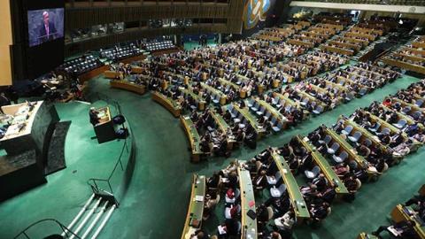 拜登联合国大会首秀引发关注 美国不寻求新冷战?盟友都不信