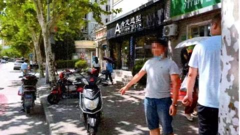徐汇警方16小时侦破系列偷盗电动自行车电瓶案