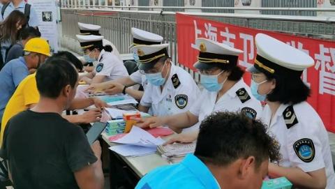 建筑工地周边如何杜绝非法行医?浦东新区未雨绸缪筑牢第一道防线