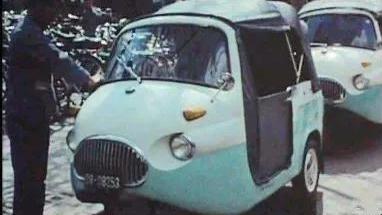 """当年,上海的出租车叫""""乌龟车"""""""