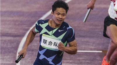 带着两金谢幕,32岁的苏炳添告别全运赛场