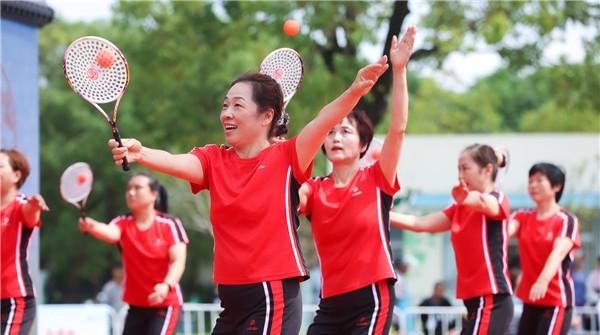 上海市第二届农民体育健身活动周启幕